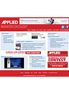 Applied Radiation Oncology website