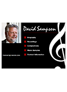 David Sampson website